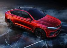 Geely FY11 - chińska odpowiedź na BMW X4