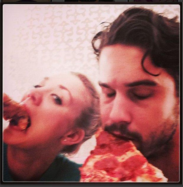 Kaley Cuoco i Ryan Sweeting