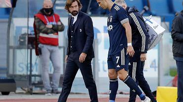 Ronaldo nie pasuje Pirlo? Cassano widzi problem.