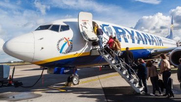 Ryanair/ fot. Shutterstock