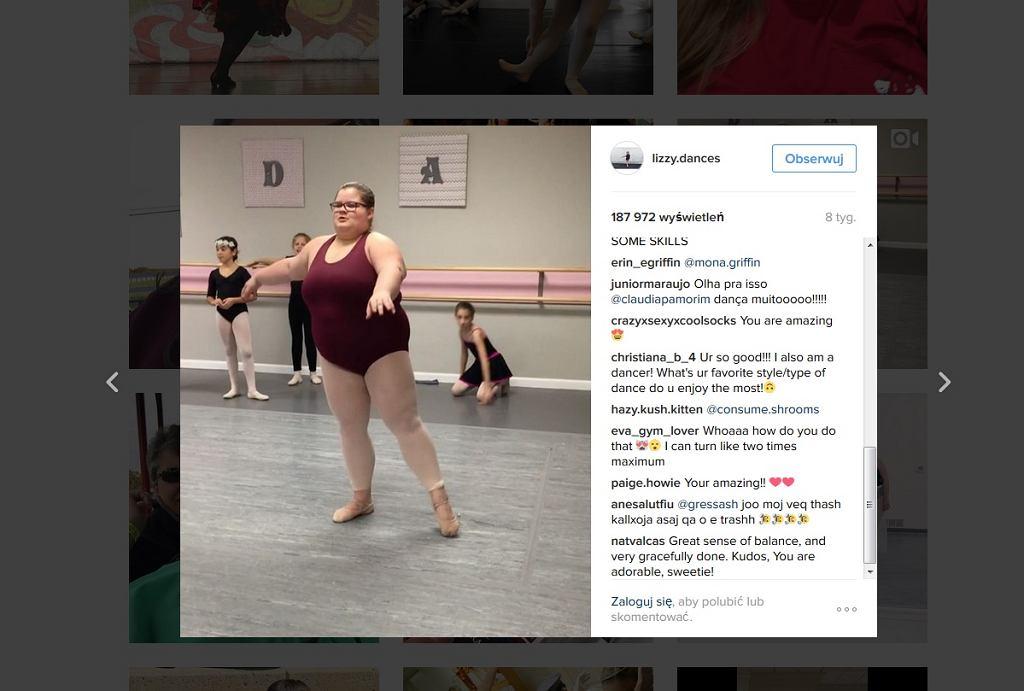 Nastoletnia balerina udowadnia, że balet jest dla każdego