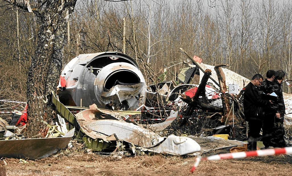 Katastrofa TU-154