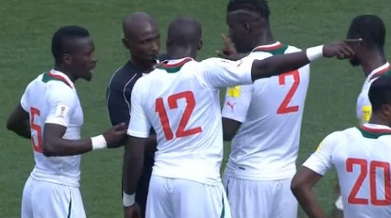 Mecz RPA - Senegal