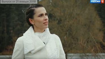31-letnia prezenterka rządowej stacji Rossija 1, Nailyia Asker-Zade