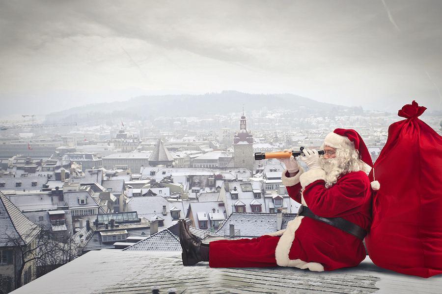 Amerykański Święty Mikołaj