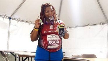 Biega maratony, regularnie ćwiczy, a i tak ludzie uważają, że jest za gruba