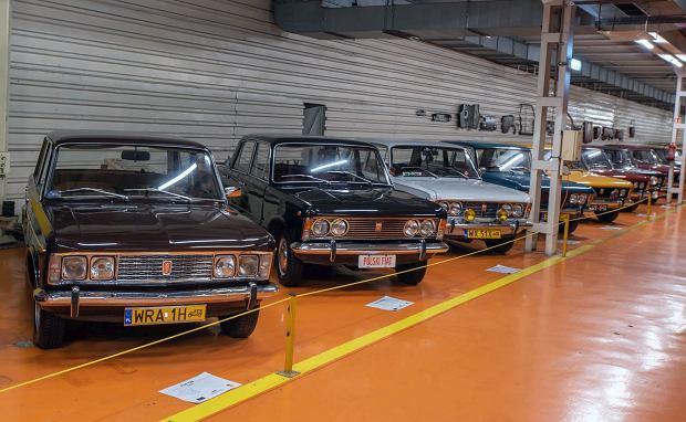 Wystawa Klasyków - Fiaty 125/125p