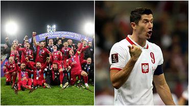 Reprezentacja Polski w Amp futbolu i Robert Lewandowski