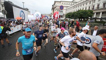 Maraton Warszawski. Zdjęcie ilustracyjne