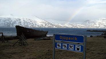 Nordurfjördur, Islandia.