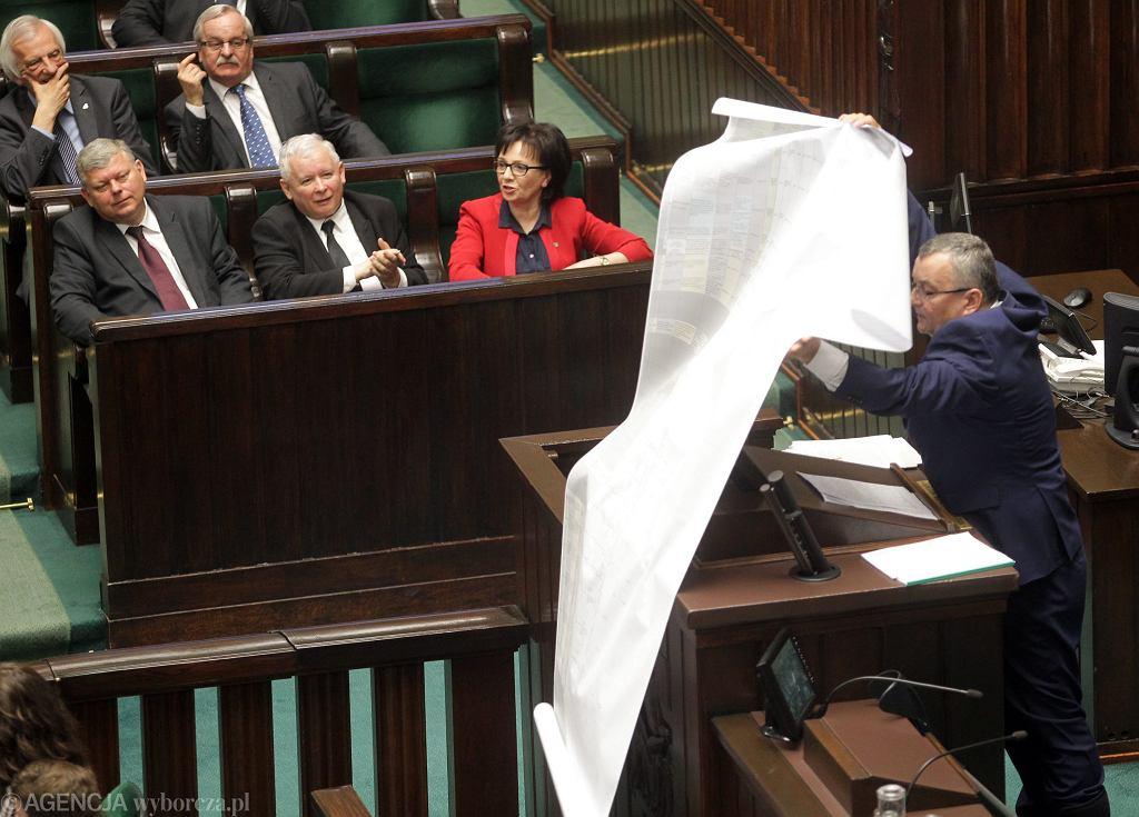 18. posiedzenie Sejmu RP VIII kadencji. Audyt rządów PO-PSL