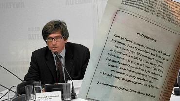 SDP przeprosiło Pawła Orcholskiego