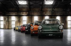 Porsche poszukuje najlepszych 911-tek w Polsce