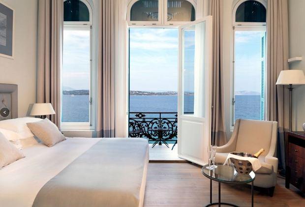 Hotele świata. Grecja - Poseidonion Grand Hotel / www.poseidonion.com