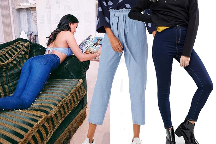 spodnie maskujące brzuszek/mat. partnera
