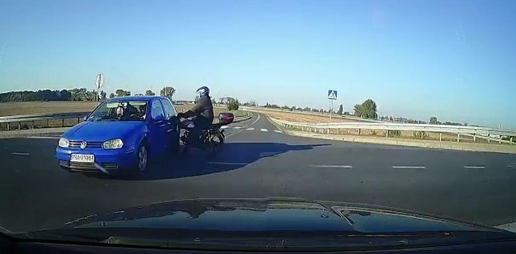 Wypadek w Rawiczu