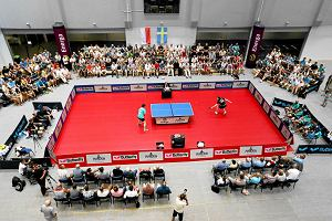 Pieniądze w sporcie decydują nawet o lidze tenisa stołowego