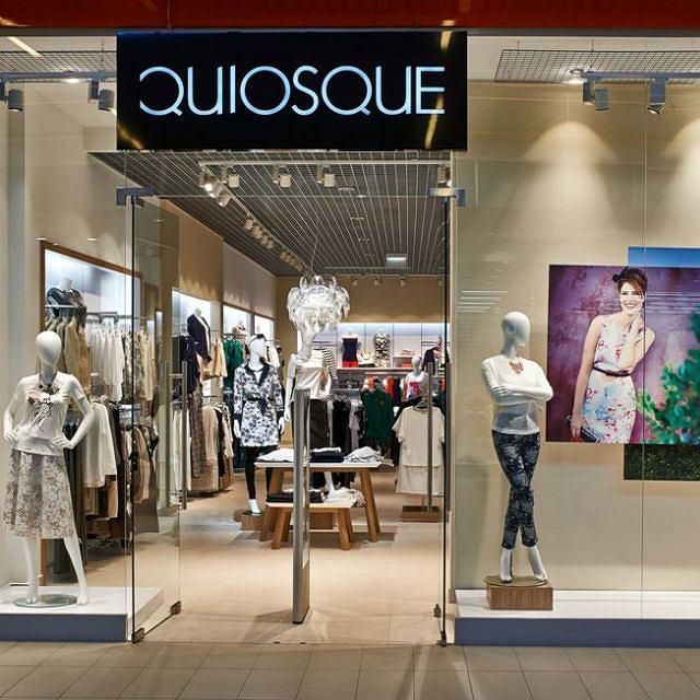 Nowa aranżacja salonów QUIOSQUE