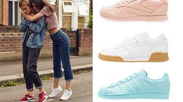 Retro sneakersy