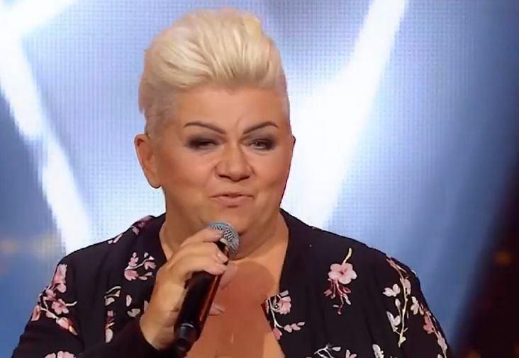 Pani Barbara 'The Voice Senior'