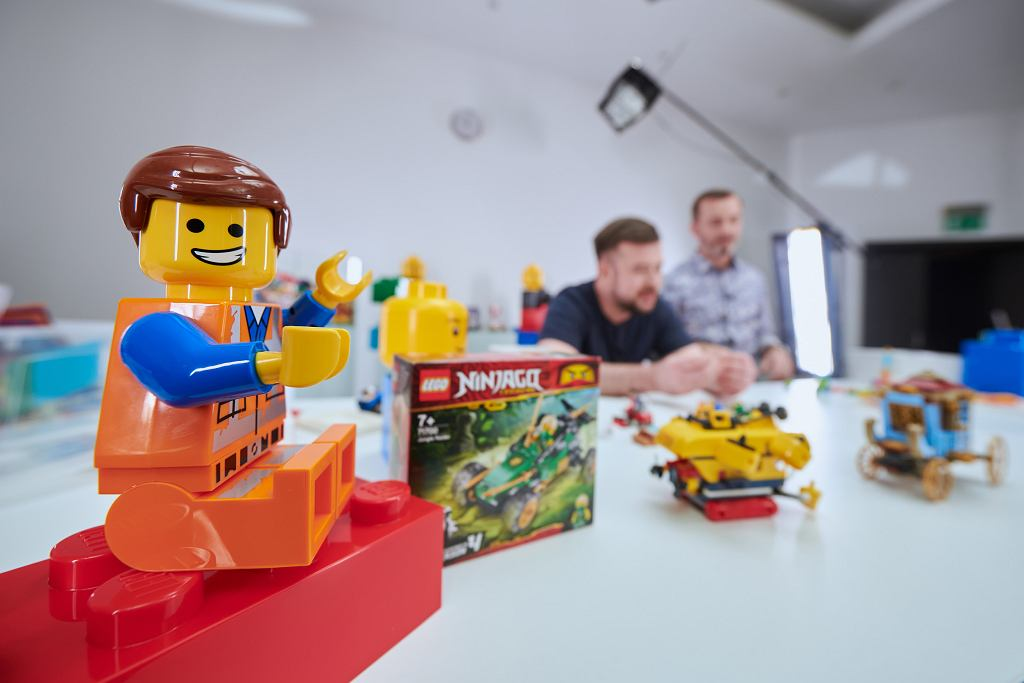 Nauka ekologii z LEGO