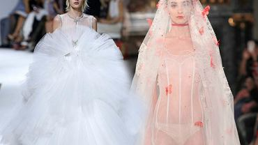 Suknie ślubne z pokazów haute couture jesień-zima 0216