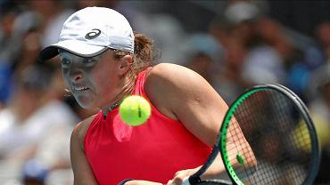 Australian Open. Iga Świątek