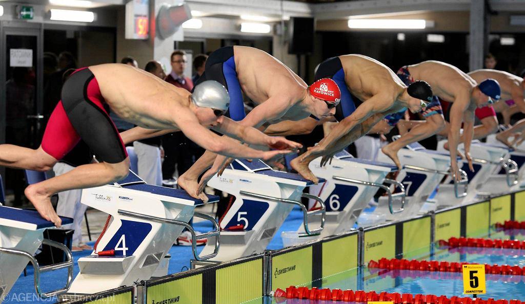 Aqua Lublin. Zimowe Mistrzostwa Polski w Pływaniu