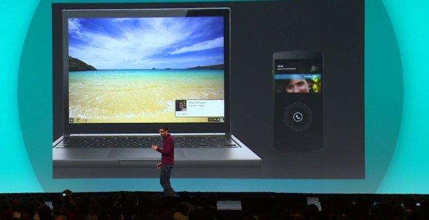 Chromebook i Android