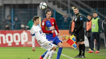 Piast Gliwice - Lech Poznań 2:0. Karol Linetty i Patrik Mraz