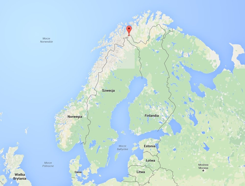 Szczyt Halti miałby zostać przekazany Finlandii