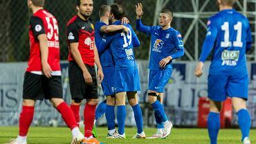 Lech Poznań - Eskisehirspor 1:0 w sparingu w Turcji