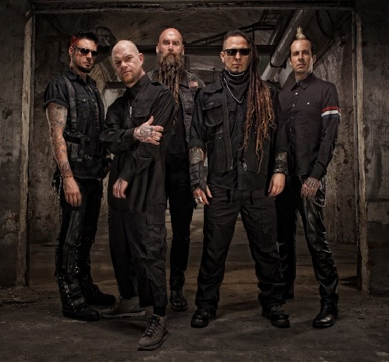 Five Finger Death Punch zagrają na Jarocin Festival 2016!