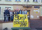 Strajk nauczycieli. W bydgoskich szkołach i przedszkolach cicho bez dzieci