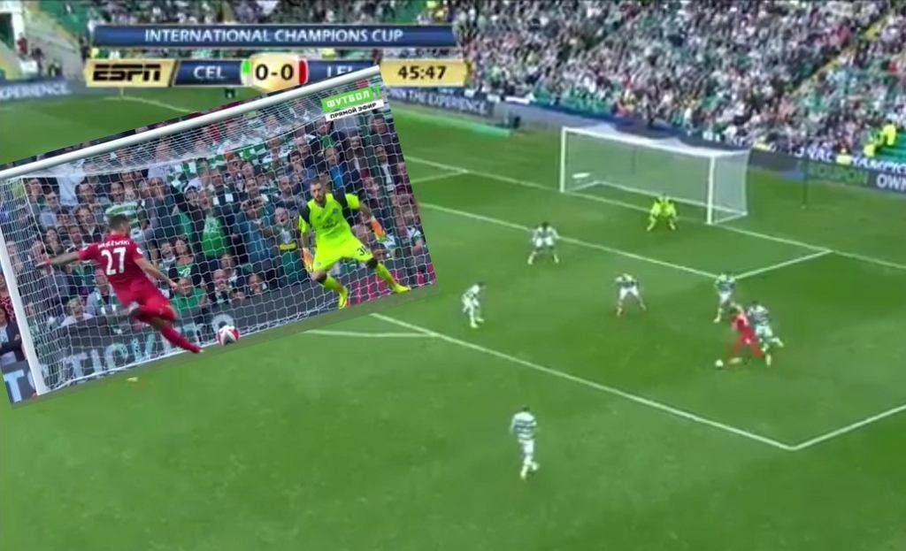 Leicester City pokonało po serii rzutów karnych Celtic Glasgow
