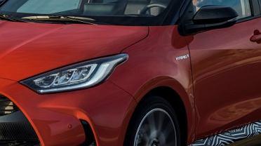 Nowa Toyota Yaris