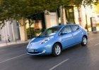 Elektryczne bestsellery | Nissan liderem