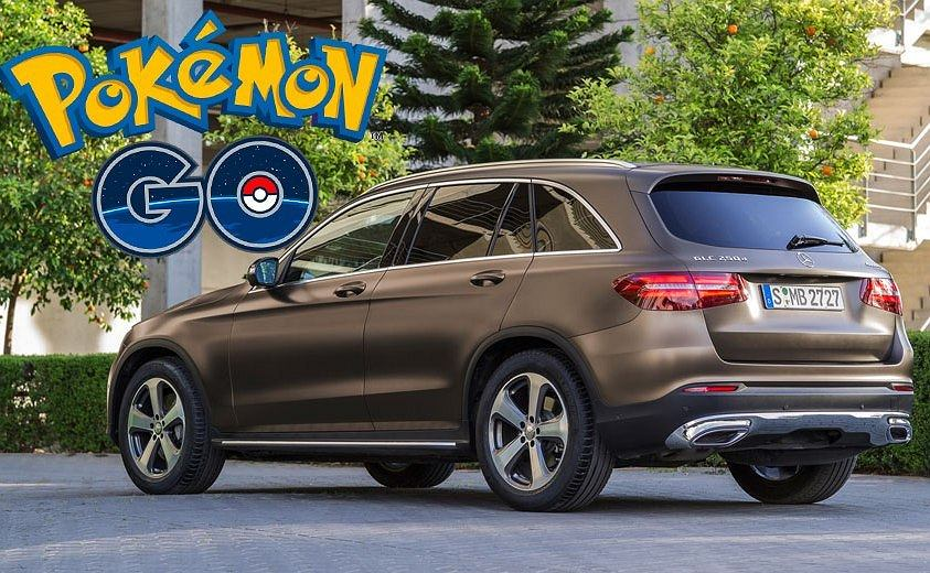 Mercedes PokemonGO