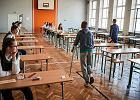 Egzamin ósmoklasisty w Łodzi. Mimo strajku uczniowie dają radę