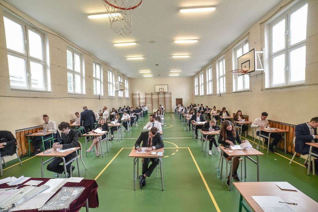 Matura z religii. Pierwsi uczniowie mieliby pisać egzamin w 2024 roku. Resort edukacji nie komentuje