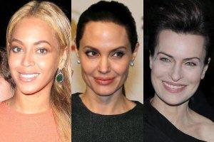 Beyonce, Angelina Jolie, Danuta Stenka