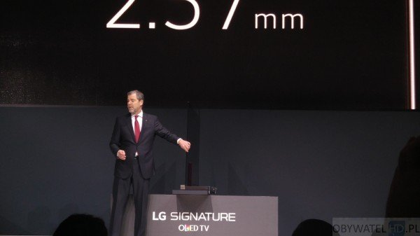 Nowe OLED-y LG