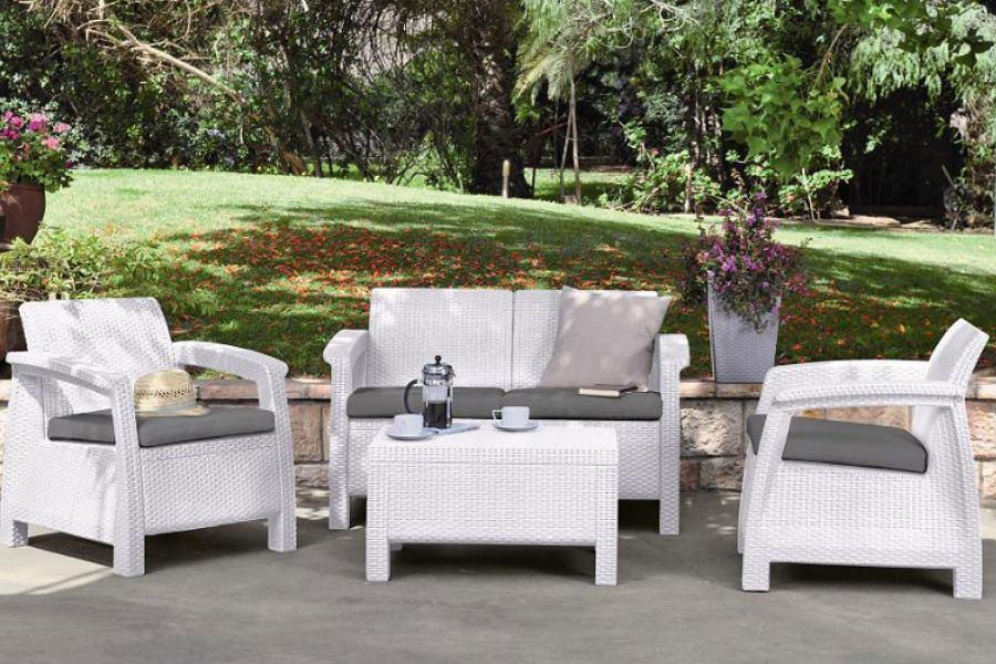 Najpiękniejsze meble ogrodowe
