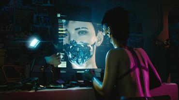 Lizzy Wizzy w Cyberpunk 2077