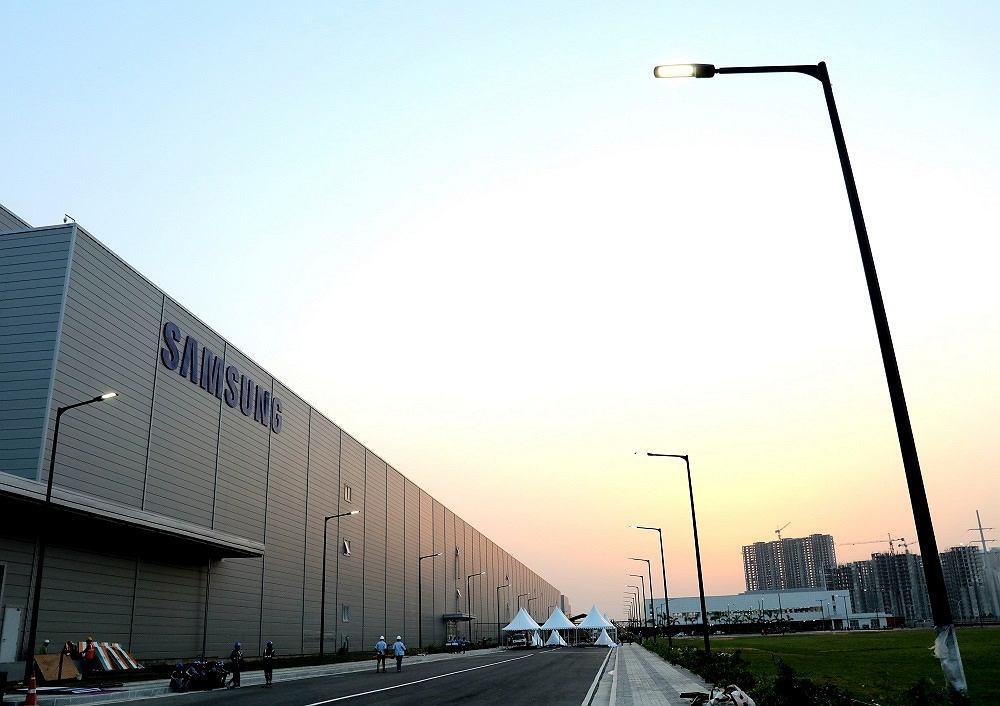 Największa na świecie fabryka w Noida