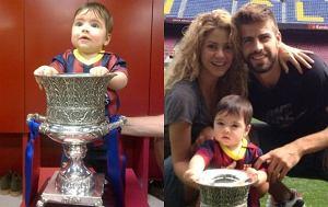 Milan, Shakira, Gerard Pique