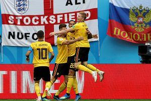Mundial 2018. Belgia - Anglia 2:0. Belgowie z brązowymi medalami