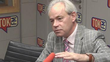Europoseł PO Adam Szejnfeld w Poranku Radia TOK FM
