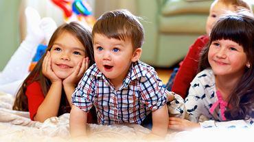 Filmy animowane bawią i uczą dzieci w każdym wieku. Zdjęcie ilustracyjne, Olesia Bilkei/shutterstock.com
