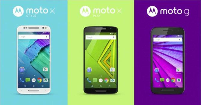 Moto X Style, Moto X Play i Moto G oficjalnie zaprezentowane